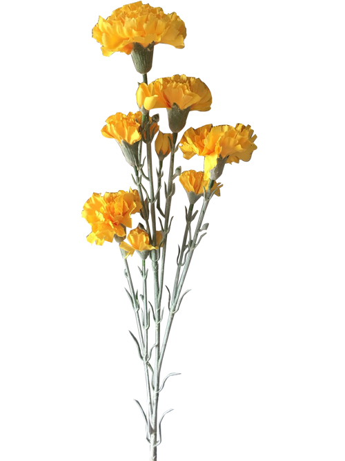 silk carnations artificial carnations fake carnation for mother