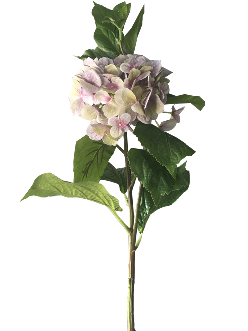 silk artificial hydrangeas silk flowers for home party wedding decors