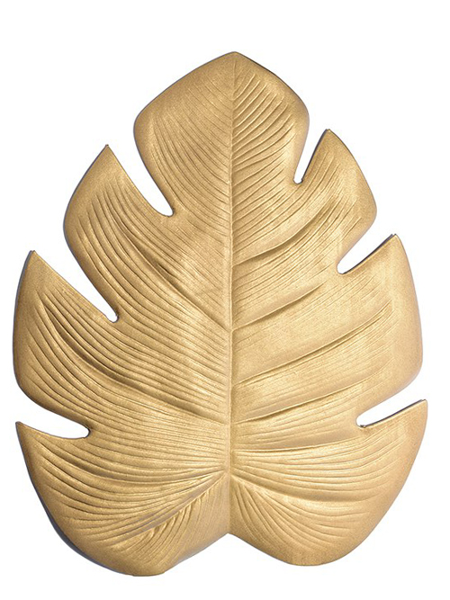 palm leaf placemat46X37CM