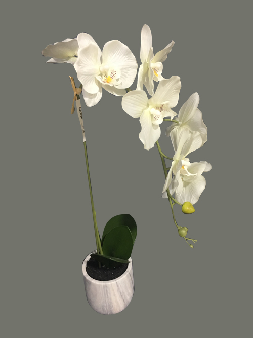 artificial orchid silk orchid fake orchid for home party wedding arrangements decors