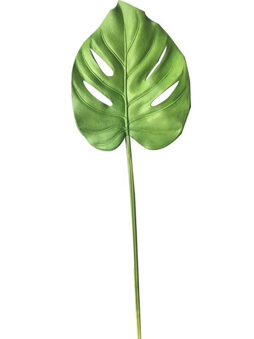 real touch monstera leaf 69cm tall